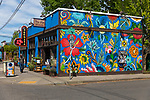 NE Alberta Arts Neighborhood, Portland, OR, USA