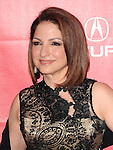 Gloria Estefan attends The 2014 MusiCares Person of the Year Dinner honoring Carole King at the Los Angeles Convention Center, West Hall  in Los Angeles, California on January 24,2014                                                                               © 2014 Hollywood Press Agency