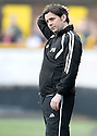 Alloa boss Paul Hartley
