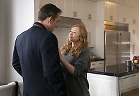 SUCCESSION (season 1)<br /> MATTHEW MACFAYDEN, SARAH SNOOK<br /> *Filmstill - Editorial Use Only*<br /> CAP/FB<br /> Image supplied by Capital Pictures