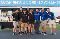 Bradenton, FL - Sunday, June 12, 2018: IMG during a U-17 Women's Championship Finals match between USA and Mexico at IMG Academy.  USA defeated Mexico 3-2 to win the championship.