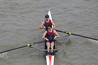 Crew: 87   NSC-HOOK    Norwich School Boat Club    Op J18 2- Inter <br /> <br /> Pairs Head 2017<br /> <br /> To purchase this photo, or to see pricing information for Prints and Downloads, click the blue 'Add to Cart' button at the top-right of the page.
