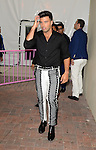 CORAL GABLES, FL - JULY 17: (EXCLUSIVE) Jencarlos Canela poses backstage during the Premios Juventud 2014 at The BankUnited Center on July 17, 2014 in Coral Gables, Florida.  (Photo by Johnny Louis/jlnphotography.com)