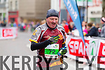 Joe Delaney, 72 who took part in the 2015 Kerry's Eye Tralee International Marathon Tralee on Sunday.