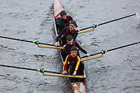 Crew: 343   Radnor House School Rowing Club   Op J15 4+<br /> <br /> Schools' Head of the River 2018<br /> <br /> To purchase this photo, or to see pricing information for Prints and Downloads, click the blue 'Add to Cart' button at the top-right of the page.