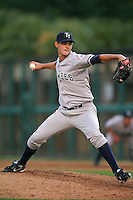 April 11, 2009:  Pitcher Craig Heyer of the Tampa Yankees, Florida State League Single-A affiliate of the New York Yankees, during a game at Joker Marchant Stadium in Lakeland, FL.  Photo by:  Mike Janes/Four Seam Images