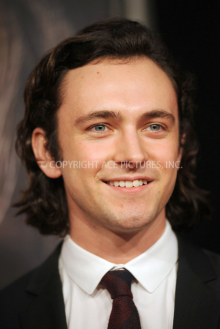 WWW.ACEPIXS.COM . . . . . .December 10, 2012...New York City....George Blagden attends the 'Les Miserables' New York premiere at Ziegfeld Theatre on December 10, 2012 in New York City ....Please byline: KRISTIN CALLAHAN - ACEPIXS.COM.. . . . . . ..Ace Pictures, Inc: ..tel: (212) 243 8787 or (646) 769 0430..e-mail: info@acepixs.com..web: http://www.acepixs.com .
