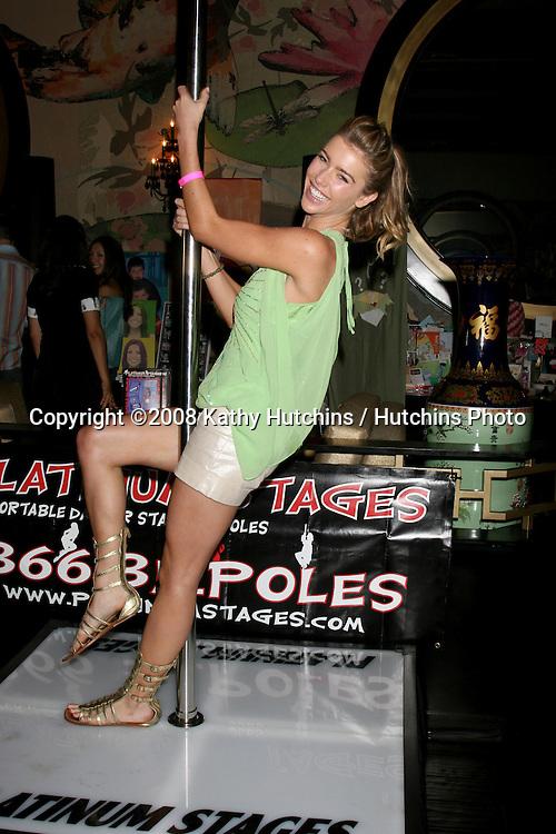 Jacqueline MacInnes Wood.GBK MTV Movie Awards Gifting Suites .Crimson & Opera.Los Angeles,  CA.May 31, 2008.©2008 Kathy Hutchins / Hutchins Photo .