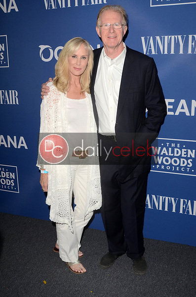 Rachelle Carson, Ed Begley Jr.<br />