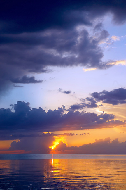 Picture of Sunset over Lake Van, Turkey 2
