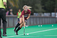 Stanford, California - October 28, 2017: Stanford Women's Hockey team defeated UC Davis 6:2 at the Varsity Field Hockey Turf