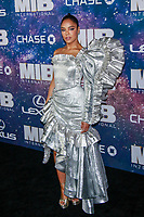 NEW YORK, NY - JUNE 11: Tessa Thompson at World Premiere of Men in Black International at AMC Lincoln Square on June 11, 2019 in New York City. <br /> CAP/MPI99<br /> ©MPI99/Capital Pictures