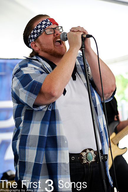 Ty Stone performs at LP Field during the 2011 CMA Music Festival on June 9, 2011 in Nashville, Tennessee.