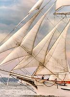 Schooner Sailing Chesapeake Bay MD