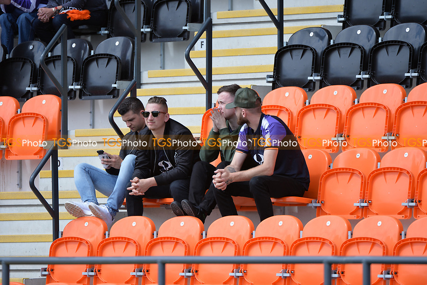 Luton fans arrive early during Barnet vs Luton Town, Sky Bet EFL League 2 Football at the Hive Stadium on 12th August 2017