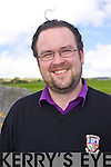 Francis Hartnett Course Clerk at Castleisland Golf Club.