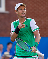 TOMAS BERDYCH (CZE)<br /> <br /> TENNIS - AEGON CHAMPIONSHIPS - QUEEN'S CLUB - ATP - 500 - BARON'S COURT, LONDON, GB - 2017  <br /> <br /> <br /> &copy; TENNIS PHOTO NETWORK