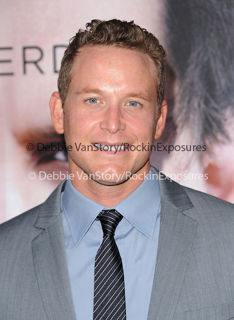 """Cole Hauser attends The L.A. Premiere of Alcon Entertainment's """"TRANSCENDENCE"""" held at The Regency Village Theater in Westwood, California on April 10,2014                                                                               © 2014Hollywood Press Agency"""