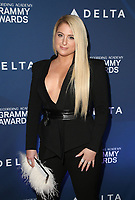 7 February 2019 - Los Angeles, California - Meghan Trainor. the Delta Air Line 2019 GRAMMY Party held at Mondrian Los Angeles. <br /> CAP/ADM/FS<br /> ©FS/ADM/Capital Pictures