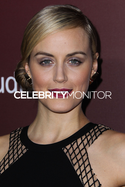 WESTWOOD, CA - NOVEMBER 06: Taylor Schilling at The Hollywood Reporter's Next Gen 20th Anniversary Gala held at the Hammer Museum on November 6, 2013 in Westwood, California. (Photo by Xavier Collin/Celebrity Monitor)