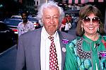 Phyllis Newman & Adolph Green. © Walter McBride