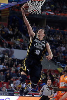 Herbalife Gran Canaria's Ryan Toolson during Spanish Basketball King's Cup semifinal match.February 07,2013. (ALTERPHOTOS/Acero) /NortePhoto