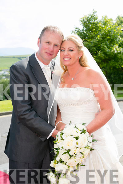 Ita Flavin and Liam O'Halloran were married at St Mary's Church Tarbert on Friday 3rd June 2016 with a reception at Ballyroe Heights Hotel