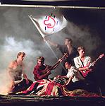 Portrait of Spandau Ballet photographed in the mid 1980's.<br /> <br /> © Retna 5 / Retna Ltd.<br /> Credit all Uses