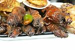 Roast Guinea Pig Cuy Chactado