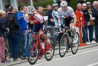 2016 Flanders Classics<br /> UCI Pro Continental Cycling<br /> De Brabantse Pijle<br /> 13 April 2016<br /> Pawel Cieslik, Verva Activjet Pro Cycling Team, Petr Vakoc, Etixx - Quick Step