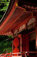 Shrine at Konpira-san, Shikoku