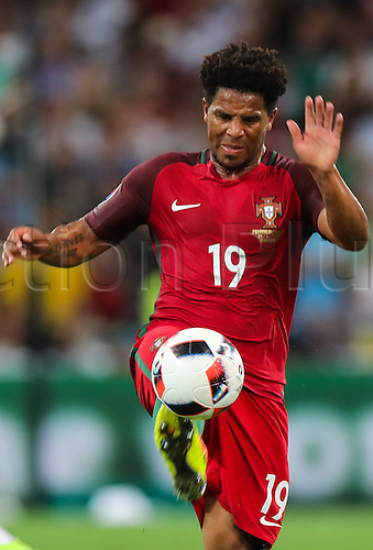 30.06.2016. Marseille, France. UEFA EURO 2016 quarter final match between Poland and Portugal at the Stade Velodrome in Marseille, France, 30 June 2016.   Eliseu (POR)