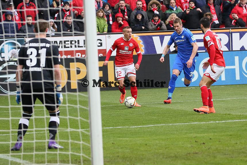 Pablo de Blasis (Mainz) - 1. FSV Mainz 05 vs. SV Darmstadt 98, Coface Arena