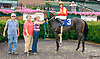 On The Wall winning at Delaware Park on 7/12/17