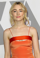 05 February 2018 - Los Angeles, California - Saoirse Ronan. 90th Annual Oscars Nominees Luncheon held at the Beverly Hilton Hotel in Beverly Hills. <br /> CAP/ADM<br /> &copy;ADM/Capital Pictures
