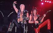 Mar 22, 1984: JUDAS PRIEST - Coliseum New Haven Ct USA