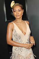 10 February 2019 - Los Angeles, California - Jada Pinkett Smith. 61st Annual GRAMMY Awards held at Staples Center. Photo Credit: AdMedia