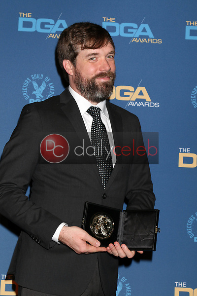Chris Riddle<br /> at the 71st Annual Directors Guild Of America Awards Press Room, Dolby Ballroom, Hollywood, CA 02-02-19<br /> David Edwards/DailyCeleb.com 818-249-4998