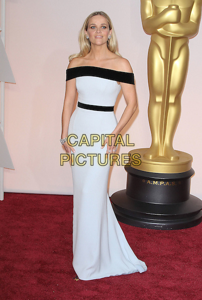 22 February 2015 - Hollywood, California - Reese Witherspoon. 87th Annual Academy Awards presented by the Academy of Motion Picture Arts and Sciences held at the Dolby Theatre. <br /> CAP/ADM<br /> &copy;AdMedia/Capital Pictures Oscars