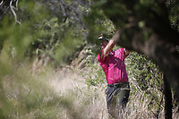 Charl Schwartzel (RSA) on the 18th during the 3rd round at the Nedbank Golf Challenge hosted by Gary Player,  Gary Player country Club, Sun City, Rustenburg, South Africa. 10/11/2018 <br /> Picture: Golffile | Tyrone Winfield<br /> <br /> <br /> All photo usage must carry mandatory copyright credit (&copy; Golffile | Tyrone Winfield)