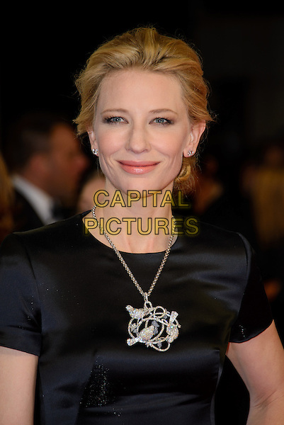 LONDON, ENGLAND - FEBRUARY 16: Cate Blanchett attends EE British Academy Film Awards in 2014  at the Royal Opera House on February 16, 2014 in London, England.<br /> CAP/CJ<br /> &copy;Chris Joseph/Capital Pictures