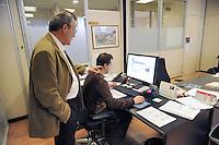 - ditta Milestone a Sorisole (Bergamo), produzione di apparecchiature diagnostiche ospedaliere, ufficio tecnico<br /> <br /> - Milestone company in Sorisole (Bergamo), production of hospital diagnostic equipments, the technical office