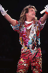 David Lee Roth of Van Halen,