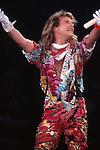 David Lee Roth of Van Halen,