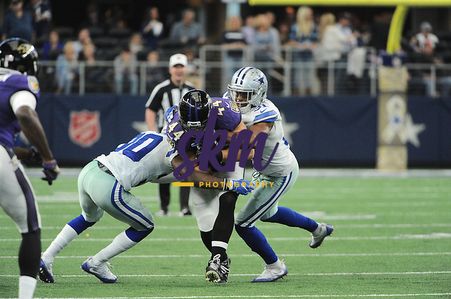The Ravens were unable to stop Dak Prescott and the Dallas Cowboys Sunday afternoon at AT&T Stadium in Arlington as they fall 17-27.
