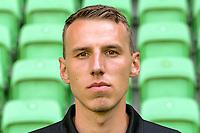 GRONINGEN - Voetbal, Presentatie FC Groningen,  seizoen 2018-2019, 17-07-2018, Thom Eising (video-analist)