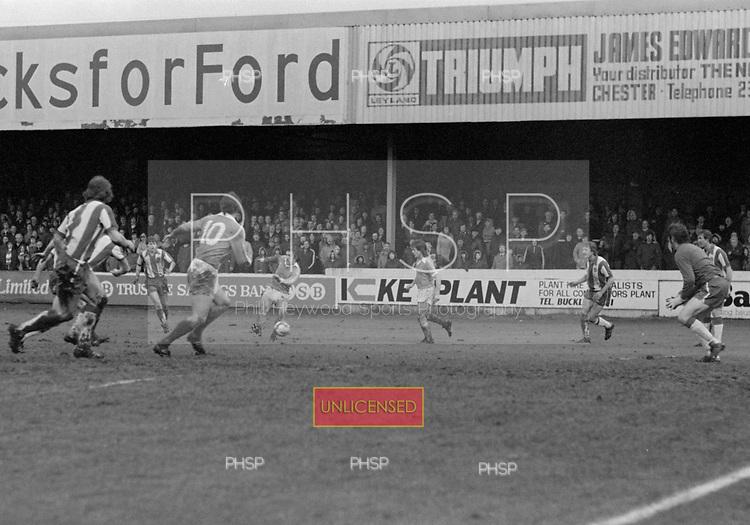 29/12/1979  Chester City v Blackpool