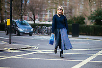 London Fashion Week Street Style: Part 3