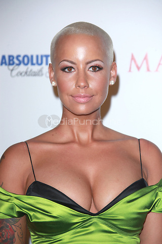 Amber Rose at the 11th Annual Maxim Hot 100 Party at Paramount Studios in Los Angeles, California. May 19, 2010.Credit: Dennis Van Tine/MediaPunch