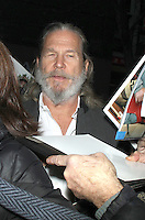 NEW YORK, NY - JANUARY 8: Jeff Bridges at NBC's Today Show in New York City. January 8, 2013. Credit: RW/MediaPunch Inc. /NortePhoto /NortePhoto
